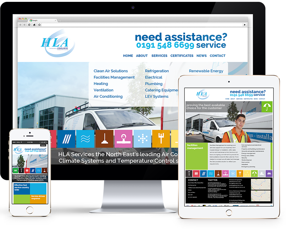 HLA Services